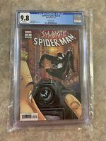 Symbiote Spider-Man #2 Saviuk Variant Cover CGC 9.8 Marvel