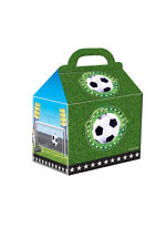 FOOTBALL PARTY FAVOUR LOOT BOX X 4