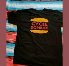 NEW 'CYCLE ZOMBIES' LONG SLEEVE T 'XL' CHOPPER SKATE SURF HARLEY DAVIDSON
