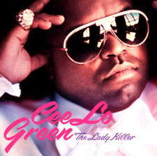 CEE LO GREEN THE LADY KILLER CD Album PINK COVER EX/MINT/MINT