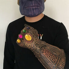 2018 Thanos Infinity Gauntlet Glove Cosplay Avengers 3 Infinity War Prop Gift SP