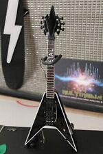Metal Mike Metalworker 1:4 Scale Replica Guitar ~Axe Heaven