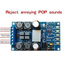 Digital Amplifier Bluetooth Power Board Dual Channel 50Wx2 Without POP Sound