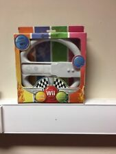 Exspect Motion Steering Wheel - White (Wii) - Wii Remote Not Included BNIB