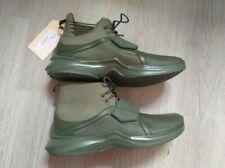 FENTY by Rihanna X PUMA HIGH TOP MENS Army Green Cypress  Size US 12  EU 46