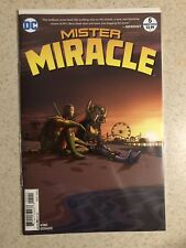 Mister Miracle (2017) DC - #5, 1st Print, Tom King/Mitch Gerads, NM