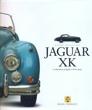 Jaguar XK - Nigel Thorley XK120 XK140 XK150 - out-of-print book