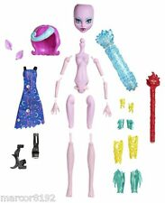 Monster High Create-a-Monster Color Me Creepy Werewolf Doll Starter Pack New