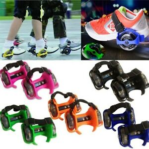 Flashing Roller Small Whirlwind Pulley Flash Wheels Heel Flash Roller Wheels Ska