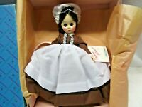 "Vintage Madame Alexander  Marme 12"" Doll in Original Box with Tag (1)"