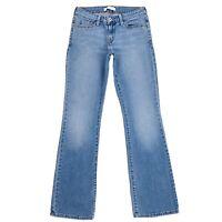 Vintage Levi's Women 545 Blue Low Rise Regular Bootcut Fit Jeans 4 M / W28 L34