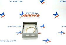 Michael Kors Mercer Padlock Flexi Bracelet in 14K Gold-Plated Sterling Silver