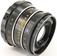 ⭐NEW⭐ INDUSTAR-61 L/D 55mm f/2.8 Lens M39 Leica Sony A 9 Olympus Lumix Fuji