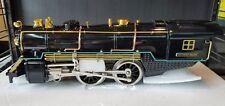 MTH Tinplate 10-1289-0 #4696 Traditional Black Steam Locomotive