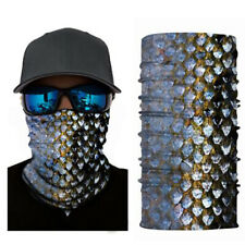 FACE MASK Neck Gaiter Sun Shield Balaclava Bandanna Scarf fishing Head Bands⭐USA