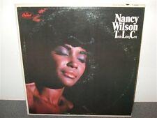 Nancy Wilson . Tender Loving Care . LP