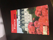 frommer's france 2013 book- travel guide