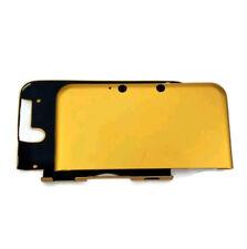 Case for Nintendo 3DS XL Ll Aluminium Hard Case Cover Metallic Gold