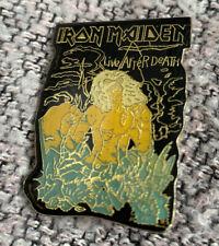 Pin pin's IRON MAIDEN Hard Rock music