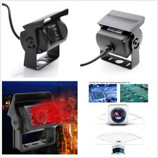 DC12V 18LED IR Night Vision Vehicle Reversing Rearview Backup HD CMOS Camera Kit