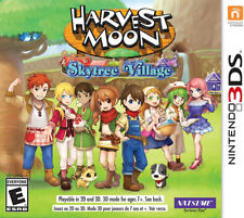 Harvest Moon Skytree Village 3DS New Nintendo 3DS, Nintendo 3DS