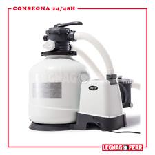 Pompa a Sabbia con Flusso acqua 10500 L/h Intex 26648