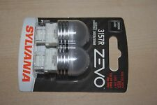 Sylvania ZEVO LED 3157R Pair Set LED Lamps Bulbs 3057R/3156R NEW