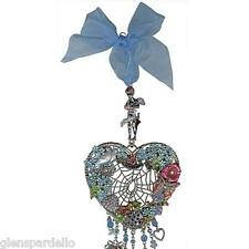 Kirks Folly Forget Me Not Wind Chime Colorful Work Of Art