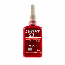 Loctite 271 Threadlocker x 50ml :  Next Day Delivery Available