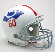 NEW ENGLAND PATRIOTS 1960  Riddell AUTHENTIC Throwback Football Helmet NFL