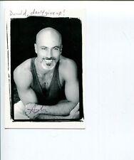 Adoni Maropis 24 Troy Angel Hidalgo Csi New York Mortal Kombat Signed Autograph