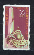 ALEMANIA/RDA EAST GERMANY 1977 MNH SC.18251 Soviets soldiers´memorial
