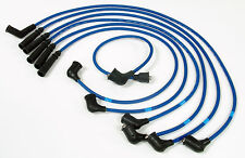 NGK SET OF 6 SPARK PLUG WIRES NEW DATSUN FOR MAXIMA NISSAN 280ZX 280Z 8105