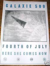 Galaxie 500 'Fourth Of July' Poster