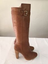 Wittner Leather Knee High Boots for Women