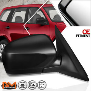 For 09-10 Subaru Forester X XT OE Style Power+Heated Side Rear View Mirror Right