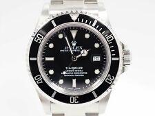 Rolex Sea-Dweller lc100 Box documenti 2001 ref 16600 Top
