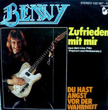"""7"""" BENNY Zufrieden mit mir +SeiteB COVERVERSION SHAM 69"""