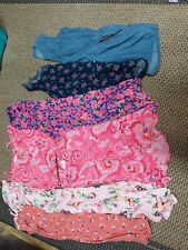 Girls Dress Lot Size 14,14/16 Old Navy,  Place Cat and Jack. 4 dresses 2 rompers