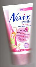 NAIR Pretty Soft RASPBERRY Hair Remover Cream