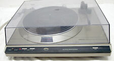 Denon DP-30LII Automatic Arm Lift Direct Drive Turntable Record Player