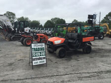 2017 Kubota RTVX900 4x4 Diesel Utility Vehicle w/ Hydraulic Dump Bed Only 800Hrs