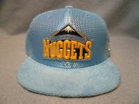 New Era 59fifty Denver Nuggets On Court Collection 17 BRAND NEW Fitted cap hat