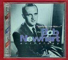 Something Like This The Bob Newhart Anthology 2CD Set Rhino Warner Archives 2001
