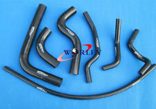 For SUZUKI SAMURAI 1986-1995 87 88 89 90 91 silicone radiator heater hose BLACK