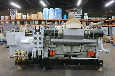 Detroit 149 Diesel 850kw 480277 V Generator Set 920 Hrs 1984yr Genset Allison