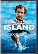 THE ISLAND DVD - SINGLE DISC EDITION - NEW UNOPENED - MICHAEL CAINE
