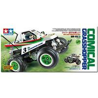 Tamiya 1/10 RC No.662 Comical Grass Hopper WR-02CB Chassis Kit 58662 EMS W/T