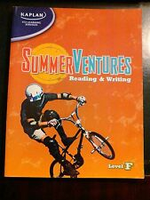 summer ventures reading and writing Level F
