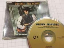 WILL SMITH WILD WILD WEST OST MUSIC (1998 AUSTRALIAN EDITION)  CD RAP SONG